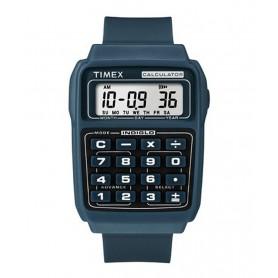 TIMEX RALPH BLUE CALCULATOR T2N236